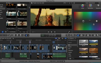 Final Cut Pro (video editor)